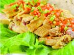 探访最好吃的海南鸡饭