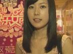 2011快乐女声杭州海选:美女选手陈彩薇秀可爱