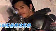 """蓝正龙""""重量级""""代言线上游戏 新戏将大方展现六块腹肌"""