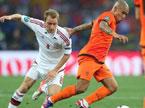 2012欧洲杯足球赛B组:丹麦1-0爆冷战胜荷兰