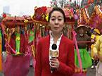 快乐元宵・长沙:旋风锣鼓歌盛世 龙腾狮舞庆华年