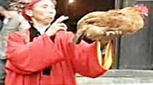《谁与争锋》10月8日预告:定鸡术传人对抗催眠大师