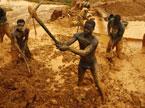 去非洲加纳淘金 广西上林的暴富梦