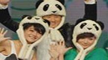 快乐大本营20091107期:<B>李湘</B>爱女首度亮相(上)
