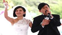 <B>娱乐</B><B>无极限</B>20110926期:张杰谢娜婚礼独家直击